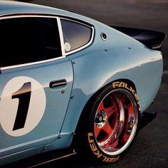"""utwo: """"Datsun 240 Z (1 ) © falkentires """""""