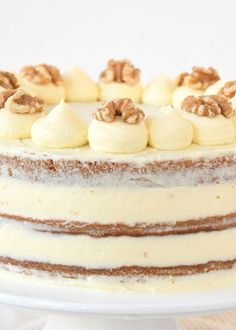Cream cheese frosting - Laura's Bakery