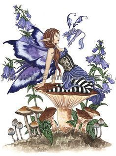 Fairy Land, Troll, Brown Art, Amy Brown Fairies, Fairy Pictures, Fantasy Art, Fantasy Dragon, Beautiful Fairies, Love Fairy