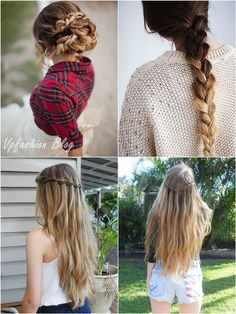 These ombré hairstyles are perfect! Tag a friend who would love this