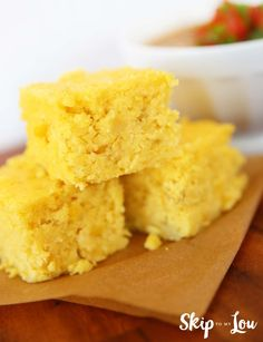 "This the worlds best cornbread ever! It is so moist and flavorful and it easy to whip up! It bakes 9"" x 13"" dish so it makes enough for a hungry family."
