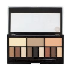 Makeup Revolution Ultra Eye Contour - Light and Shade   Dupe for Kat Von D Shade and Light Palette