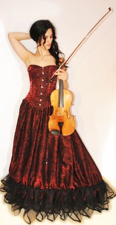 Armine Abrahamyan, violist & composer