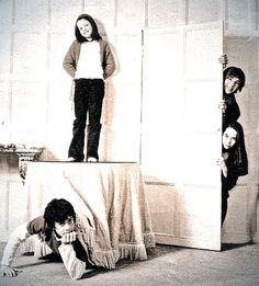 this is the best picture of the pevensie kids i have ever seen