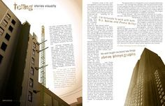 deviantART: More Like magazine layout part 3 by ~Mosquit0