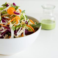 Savory Sight: Pad Thai Salad