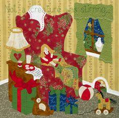 Sue Garman: Twas the Night Before Christmas....