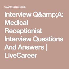 Federal Job Interviews