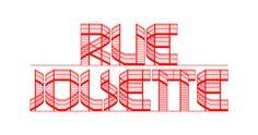Rue Joliette Font on Behance