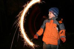 Bonfire night kids party ideas and activites.