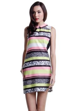 f4a7154e2 Buy Plains and Prints Sassa Sleeveless Dress (Multi) online at Lazada  Philippines. Discount