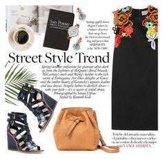 """""""Street style trend"""" by punnky ❤ liked on Polyvore"""