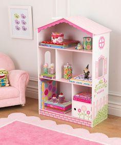 Look what I found on #zulily! Dollhouse Bookcase by KidKraft #zulilyfinds