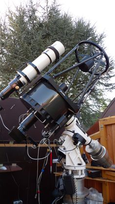 Catadioptric - Ritchey Chretien Telescope,  Alluna Optics 16 inch
