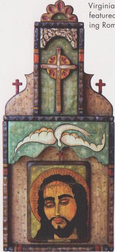 "Virginia Maria Romero's ""Peace Be With You Altar"""