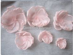 How to Make Beautiful Chiffon Rose (Master Class - Salvabrani Fabric flowers tutorial how to sew decorative fabric flowers Crafts Archives - Page 56 of 115 - DIY Tutorials Fabric Flower Pins, Making Fabric Flowers, Fabric Flower Brooch, Fabric Flower Tutorial, Organza Flowers, Lace Flowers, Fabric Roses, Material Flowers, Floral Supplies