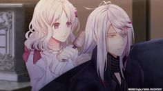 Diabolik Lovers (More Blood)- Yui x Carla #Anime #Game #Otome
