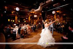 city winery wedding photos with personal meaning