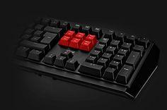 Mechaniczna klawiatura dla graczy Ravcore Edge wyposażona jest w przełączniki Kailh Blue, wytrzymujące 50 mln wciśnięć. Co robi Ravcore Edge? Opinie i cena
