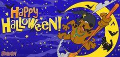 Scooby Doo Halloween, Halloween Cartoons, Dog Halloween, Happy Halloween, Halloween 2019, Best Cartoons Ever, Cool Cartoons, Disney Cartoons, Cartoon Dog