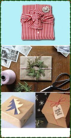 Ako vam nedostaje inspiracije, mi vam predlažemo nekoliko zanimljivih i maštovitih, ali jednostavnih ideja koje vam mogu poslužiti kad ove godine budete zamatali poklone za svoje najmilije.