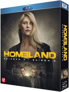 Een paar weken geleden is het 5de seizoen van Homeland verschenen op DVD en Blu-ray, en deze keer zitten ze wel heel dicht op de actualiteit...
