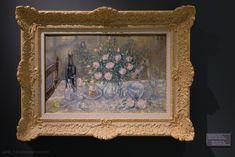 Михаил Ларионов (1881-1964). Натюрморт с розами, 1920-е годы. Частное собрание