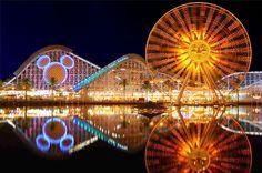 CA Adventure, Disney Parks