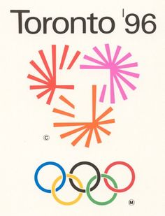 Toronto 96 logo _ Gottschalk + Ash