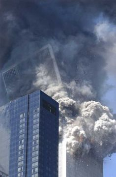 September 11 2001 South Tower World Trade Center 2 begins to collapse at and my Uncle, Lt. World Trade Center Nyc, World Trade Center Attack, Trade Centre, 11 September 2001, Remembering September 11th, Remembering 911, 911 Twin Towers, 911 Never Forget, New York Landmarks