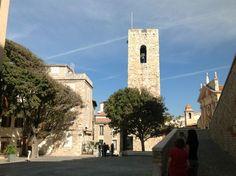Antibes paikassa Provence-Alpes-Côte d'Azur