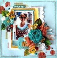 Layout by Cari Fennell for Prima using the Ladybird collection