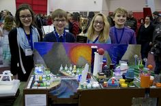 Fernwood's Future City Competition team Calatori is headed to nationals!