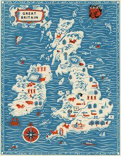 Great Britain by Maraid