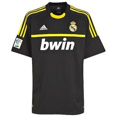 b2a4f5af593e5 Real Madrid portero 2011 12 Away Camiseta futbol  542  - €16.87   Camisetas  de futbol baratas online!