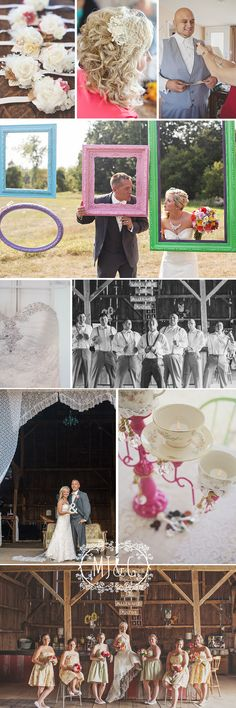 Wisconsin Barn Wedding Photographer, Ken and Felicia #Barnwedding