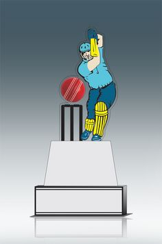 Cricket Trophy ( GA 636 )   Want to place a bulk order ?  Please call 0674-2370479, +91 7381092116, +91 9437195749 or mail to info@gitanjaliawards.com - See more at: http://www.gitanjaliawards.com/User/View_Individual_Product1.aspx?P_Id=464#sthash.vzMIMG8Q.dpuf