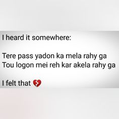 Old Love Quotes, Shyari Quotes, Done Quotes, First Love Quotes, Life Quotes Pictures, Strong Quotes, Quotable Quotes, Society Quotes, Mixed Feelings Quotes