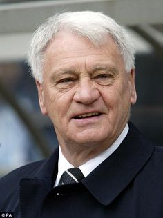 Sir Bobby Robson. An icon.