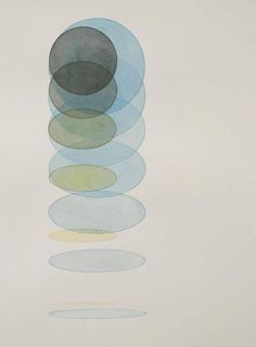 Mathematical, soothing colors, motion  (Olafur Eliasson)