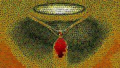 NeoMosaicos - O colar / NeoMosaicos - The necklace
