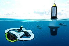 Futurnex: 'Draper' es un drón submarino autónomo que trabajará para eliminar los microplásticos en el océano Drones, Underwater Drone, Central Processing Unit, Heat Map, Power Energy, Research And Development, Control Unit, Wind Power, Design Firms