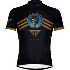 0a0a13088 Primal Wear Grateful Dead On the Road Cycling Jersey