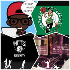 """3/23/15 NBA Sports Bettors Almanac Update: #Boston #Celtics vs #Brooklyn #Nets (Take: Boston +4,Under 203) (THIS IS NOT A SPECIAL PICK ) """"The Sports Bettors Almanac"""" SPORTS BETTING ADVICE  On  95% of regular season games ATS including Over/Under   1.) """"The Sports Bettors Almanac"""" available at www.Amazon.com  2.) Check for updates   My Sports Betting System Is an Analytical Based Formula   """"The Ratio of Luck""""  R-P+H ±Y(2)÷PF(1.618)×U(3.14) = Ratio Of Luck  Marlawn Heavenly VII (…"""