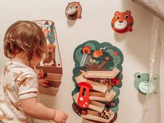 Who says you cant have fun at home? Oribels VertiPlay Wall Toys are not only great for keeping your little one engaged, they also provide great learning and development benefits! Whats more is that these beautiful toys can act as great decor for your babys playroom!