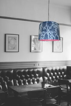 How do you bring a #splash of #colour into both your #life and #business? Buy a #colourful #patterned #lampshade! Stop living in #blackandwhite!   #decor #interior #design #create #decoration #lights