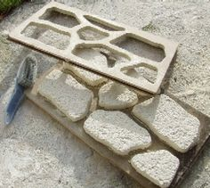 ,Cobble stone look without the price.