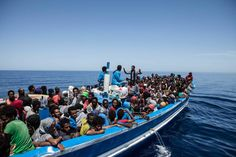 ISIS making millions trafficking 'refugees' to Europe from Libya