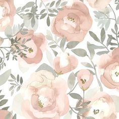 Orla Floral Rose - Rose Sample