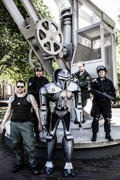 Battlestar Galactica cosplay